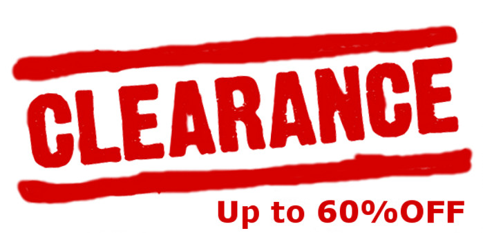 Clearance Deals CFF