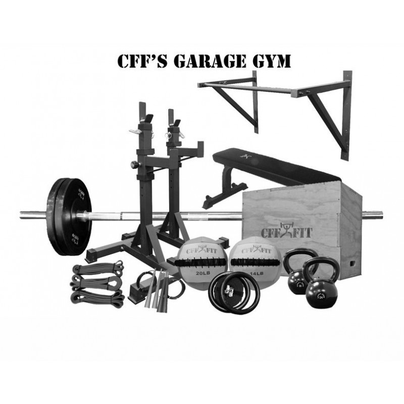 The ultimate wod equipment package for your gym