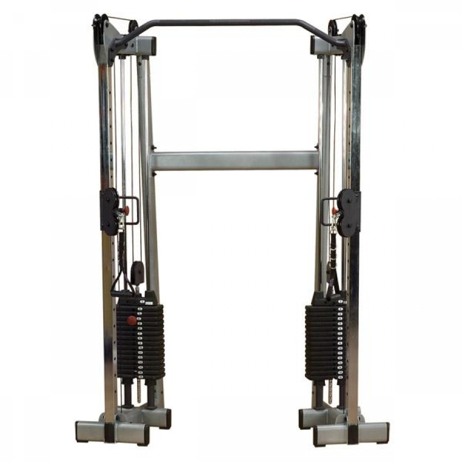 Functional Training: Body Solid Compact Functional Trainer