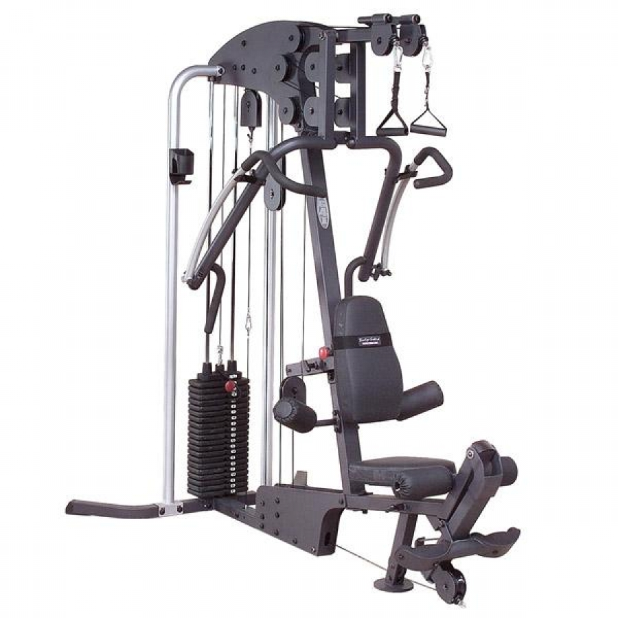 Body solid g i iso flex home gym