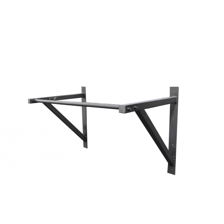 """cff wall ceiling mounted pull up bar - 48"""" wide"""