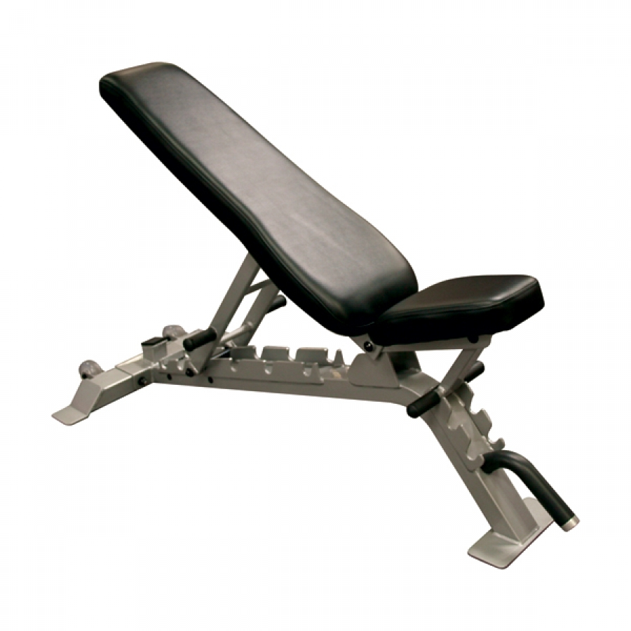 Body Solid Pro Club Line Flat Incline Decline Bench