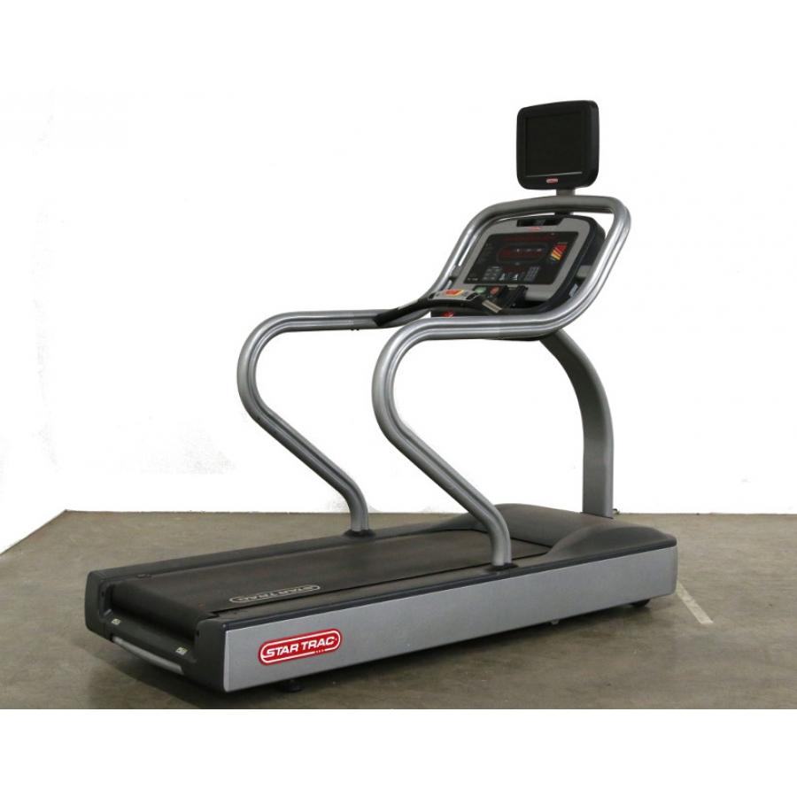 Star Trac Tr901 Treadmill Cost: Star Trac E-TRx Treadmill W/ PVS (TV) (GEN II