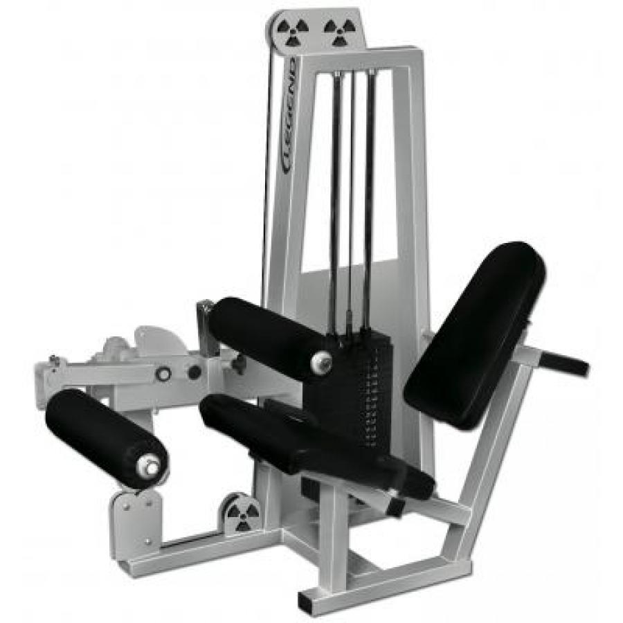 leg extension leg curl combo machine