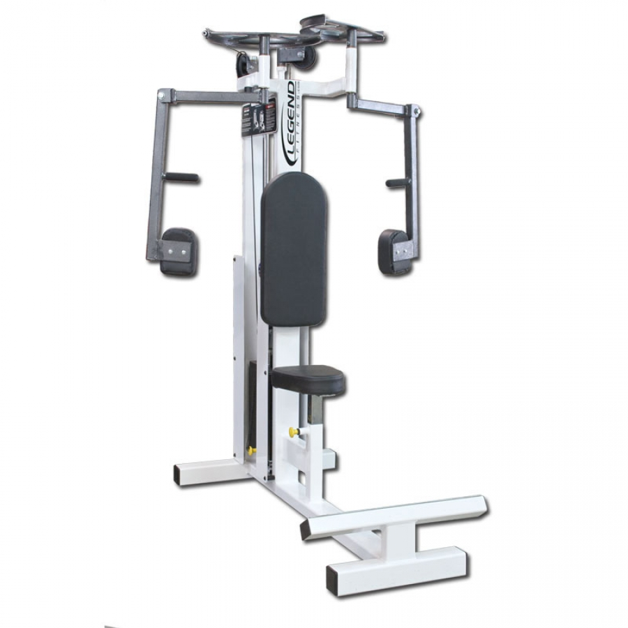 Legend fitness pec dec for Floor underhand cable fly