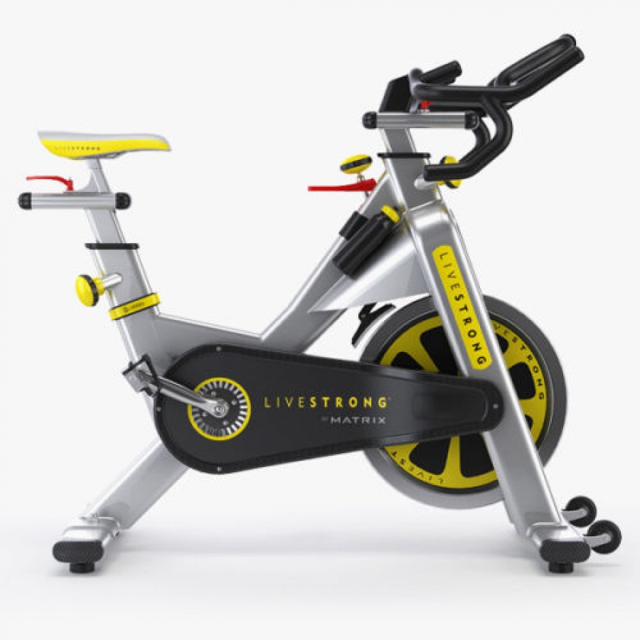 Livestrong Matrix Indoor Cycle Bike S Series Ls