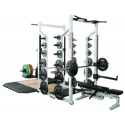 York Barbell Strength Training Series Double