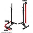Legend Fitness Adjustable Squat Stands