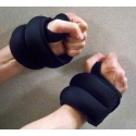 CFF 3 kg Weighted Gloves