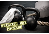 Starting Box Affiliate Gym Package