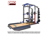 Legend Fitness Pro Series Power Cage - 3221