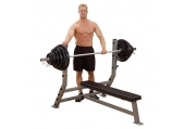 Body Solid Pro Clubline Olympic Flat Bench