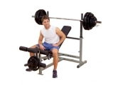 Body Solid Power Center Combo Bench - GDIB46L