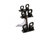 Body Solid Kettlebells - Black Iron