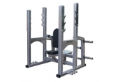 Legend Fitness Pro Series Olympic Shoulder Bench - 3242
