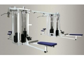 Legend Fitness Eight Stack Jungle Gym