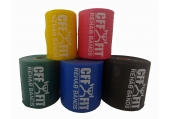 REHAB BANDS - NON-LATEX RESISTANCE BANDS - 25 YARD ROLL