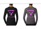 CFF Outfitters Strong is the new Skinny Thermal - Girls