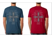 CFF Psalms T-shirt - Mens