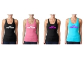 CFF Women's Ribbed Oly Tank Top