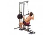 Body Solid Pro Lat Machine