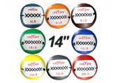"CFF 14"" Wall Medicine Balls - ""The WOD Ball"""