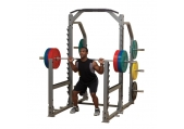 Body Solid Pro Clubline Multi Squat Rack - SMR1000