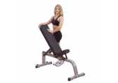 Body Solid Commercial Flat / Incline Bench - GFI21