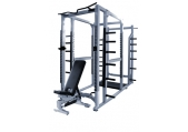 York ST Triple Combo Rack