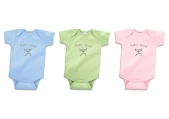 "CFF Baby Wod ""Certified Organic Cotton"" Onesie"