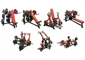 LeverEDGE Line Plate Loaded Hammer Circuit - 8 Piece