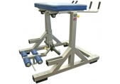 Louie Simmons Adjustable Tilt Reverse Hyperextension