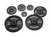 Cap Barbell Olympic Weight Plates - Cap OP Plate