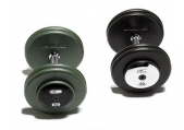 Cap Barbell Pro Style Dumbbells (With End Caps)