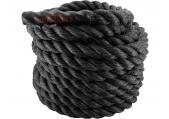 """CFF 1.5"""" x 50ft Polypropylene Battle Rope"""