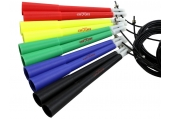 CFF Adjustable Double Under Speed Ropes; WOD Jump Rope