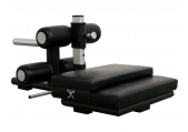 CFF Pro Series Floor Glute Ham Bench - GHD/GHR