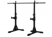 Heavy Duty Squat / Stands Squat Rack - 1000lb Capacity!