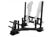 CFF Juggernaut Weighted Push/Pull Sled; 1650lb Capacity