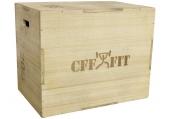 "CFF 3-IN-1 Wood Plyo Box - 20""/24""/30"""