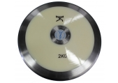 CFF Men's 2kg Comeptition Discus - 220mm Diameter
