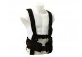 CFF Heavy Duty Speed & Sled Training Harness