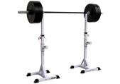 CFF Gen 2 Squat Stands - 750 lb Capacity