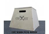 CFF Diamond Pro Wood Plyo Boxes