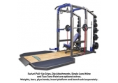 Legend Fitness Pro Series 8 ft Power Cage - 3221