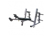 Legend Fitness Pro Series Olympic Decline Bench - 3243