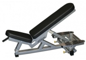 Legend Fitness Pro Series 3-Way Bench