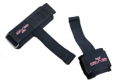 CFF Quick Grip Lifting Straps w/ Padded Wrists