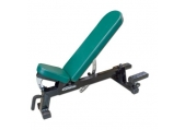Legend Fitness 3-Way Utility Bench w/ Spot Stands
