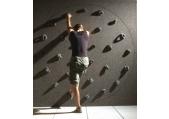 Freedom Climber - Rotating Rock Wall